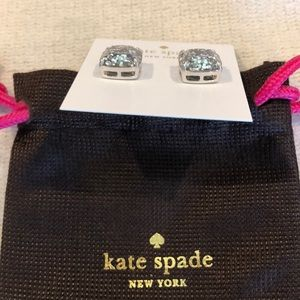 kate spade Jewelry - NEW with tags! Kate Spade pierced earrings